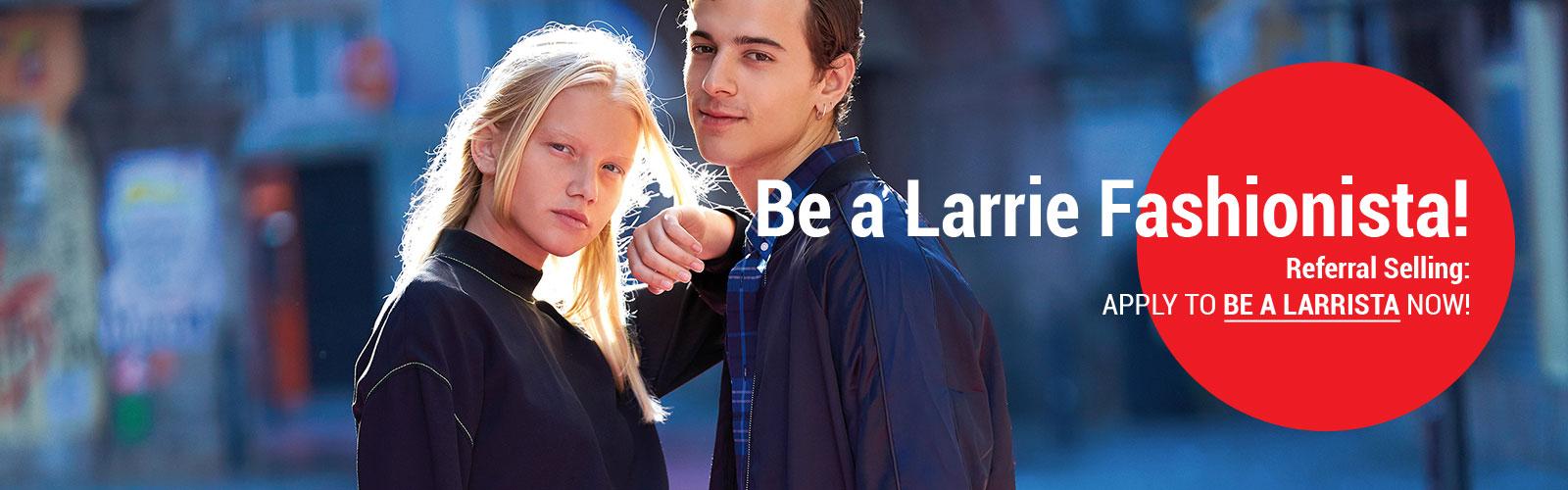 Be A Larrista
